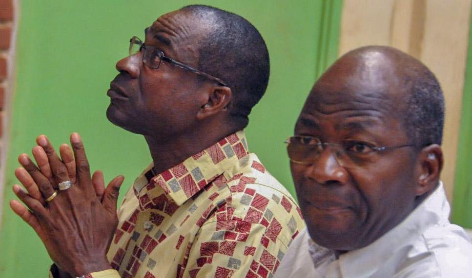 Burkina Faso,Putsch manqué,Gilbert Diendéré,Diendéré,Bassolé,Djibril Bassolé,verdict