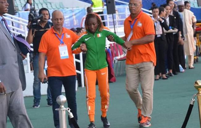 Athlétisme,Ta Lou,Cissé Gue,Murielle Ahouré