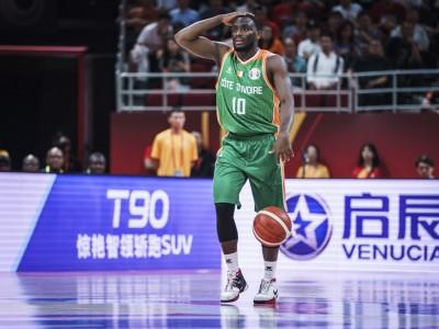 Basketball,Côte d'ivoire,Mondial Chine 2019