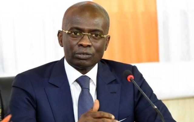 Adou Richard,Procureur de la Republique