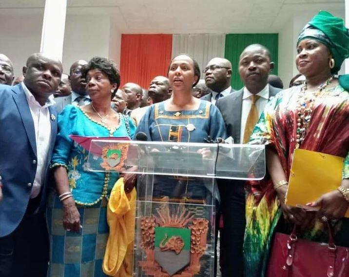Assemblée nationale,Groupe parlementaire de l'opposition