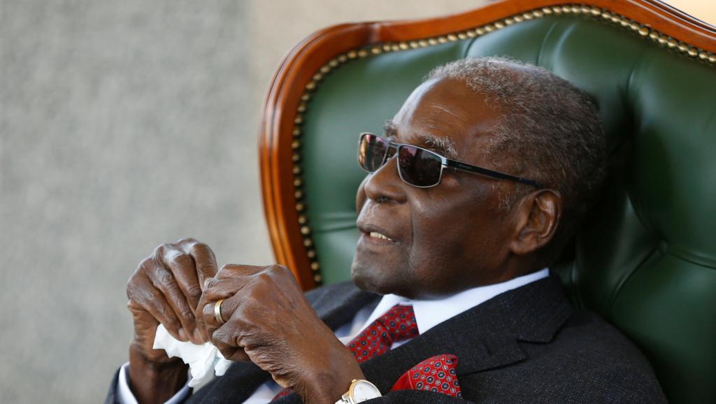 Robert Mugabe,Décès,Zimbabwe,Ancien président