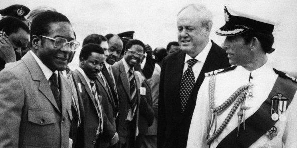 Zimbabwé,Robert Magabé
