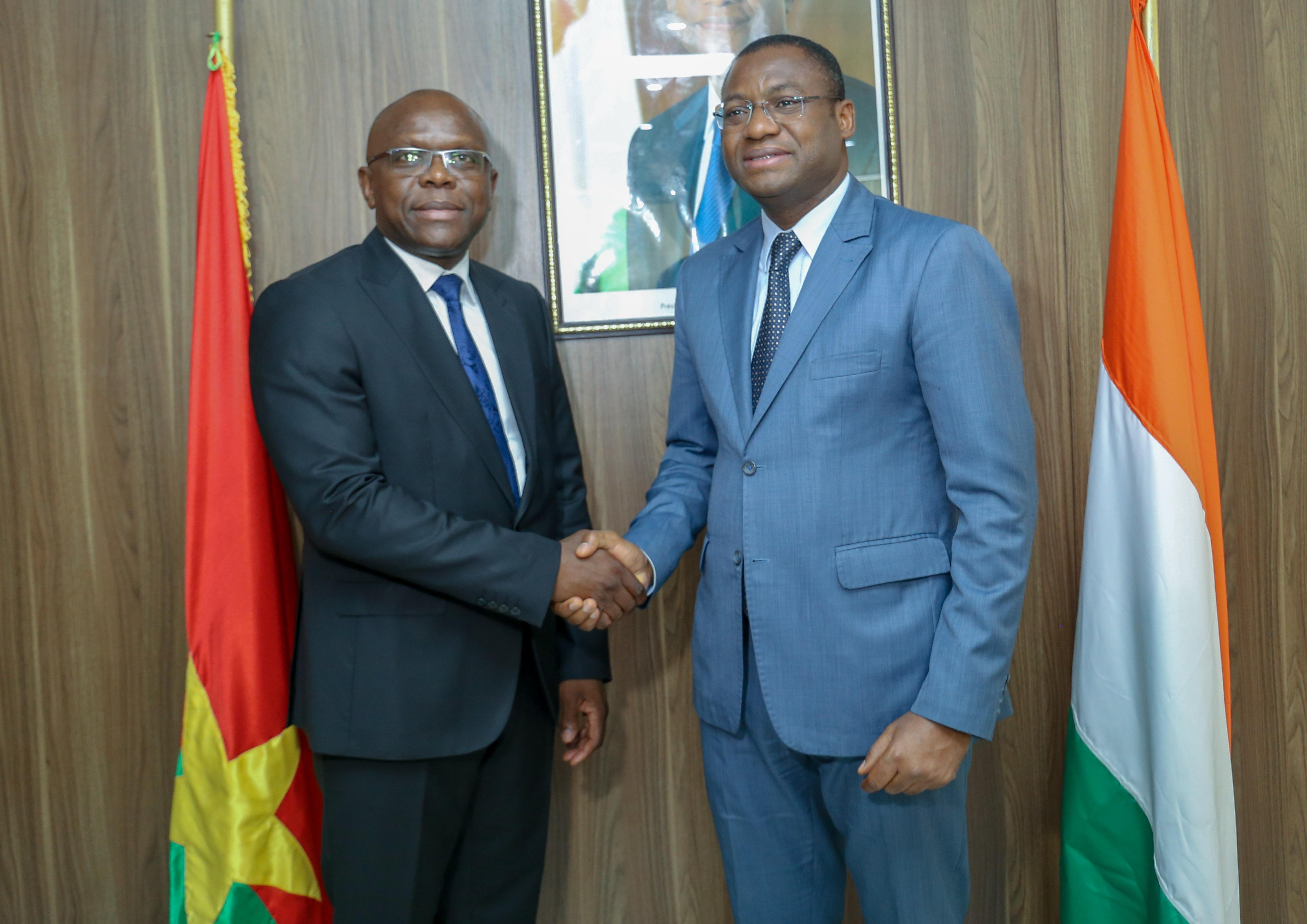 Universités africaines de la communication de Ouagadougou,UACO,Sidi Tiémoko Touré,Rémis Fulgance Dandjinou