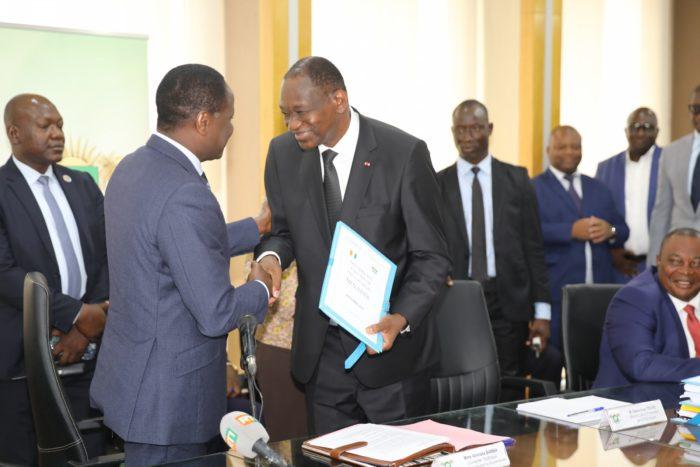 ministère de la promotion de la riziculture,Gaoussou Touré