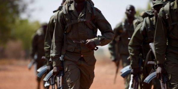 Burkina Faso,gendarmes tués,attaques