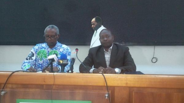 Meeting de l'opposition,PDCI-FPI
