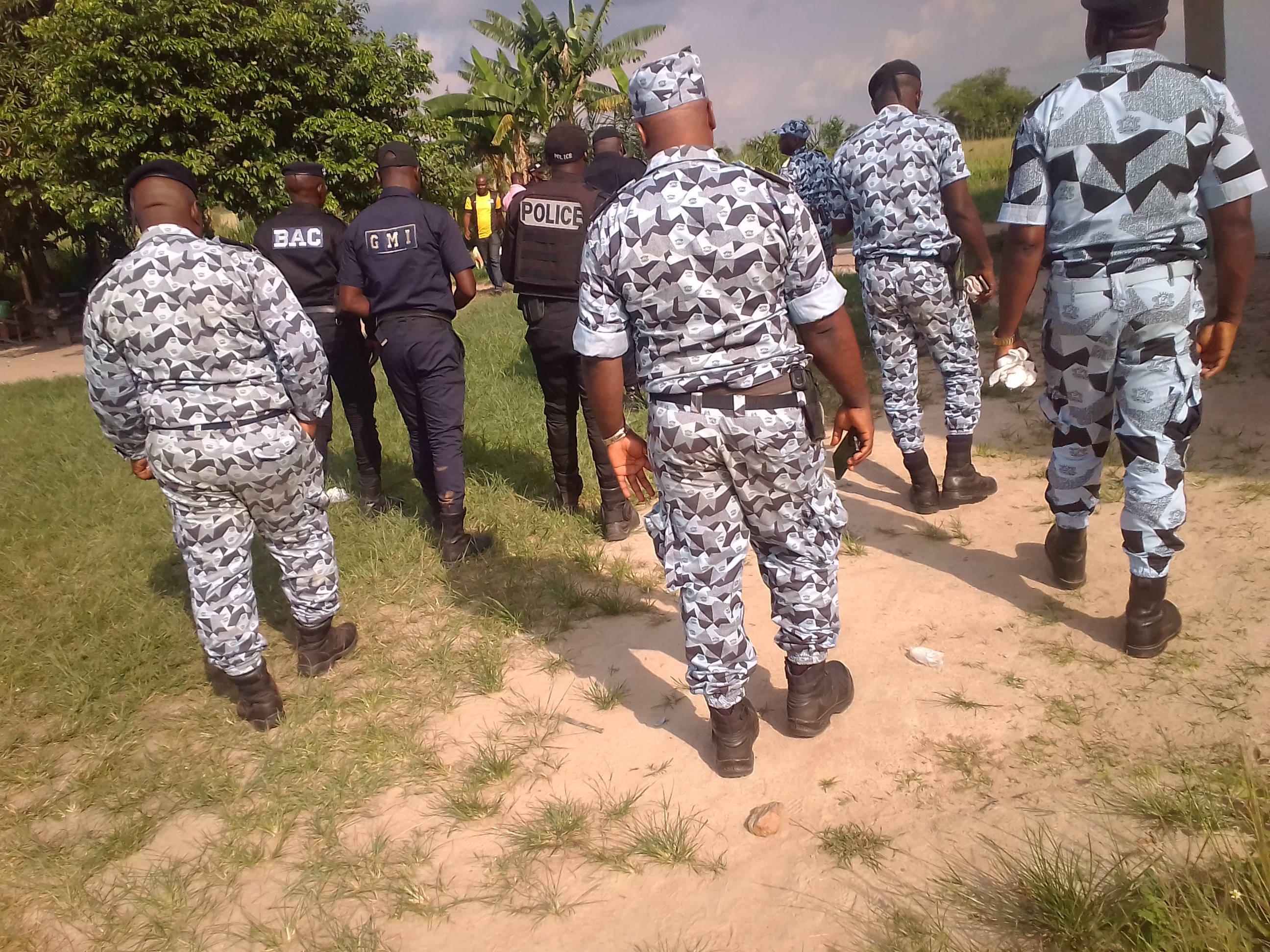 Sécurité,Opération Épervier,Police nationale,Yopougon