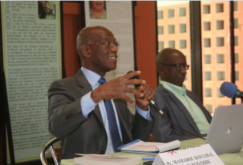 Mamadou Koulibaly,lutte contre la corruption