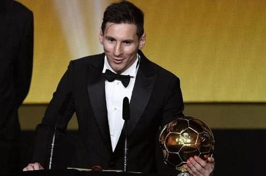 Messi,Ballon d'Or