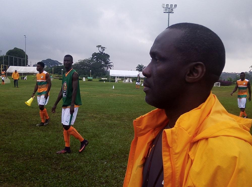 Football,Gouaméné Maxime,Éléphants locaux,Chan 2019