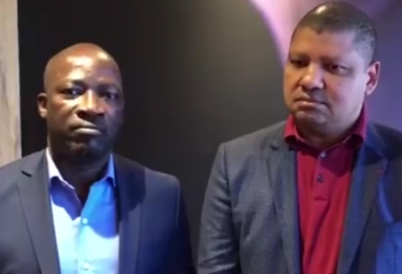 La Haye,Charles Blé Goudé,Jean-Louis Billon,Laurent Gbagbo