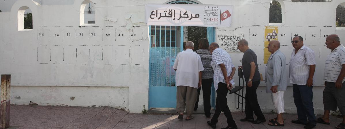 Election présidentielle en Tunisie