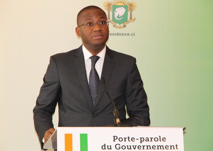 Conseil des ministres,Yamoussoukro