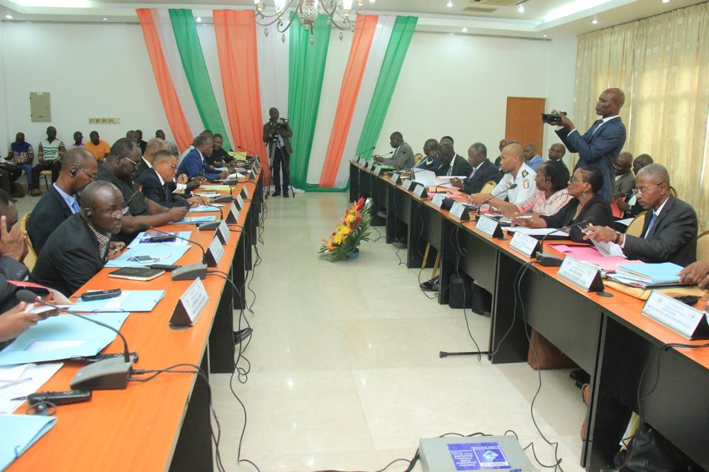 Frontière Côte d'Ivoire-Ghana,Tracé,accord