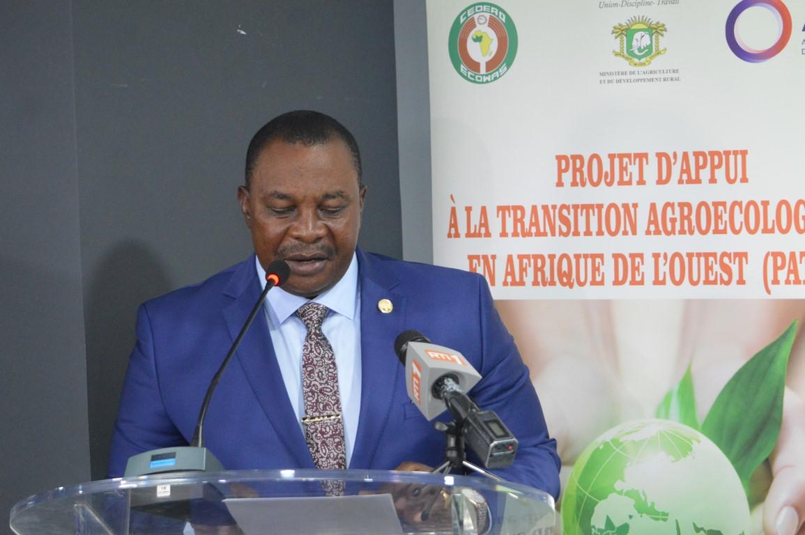 transition agro-écologique,Kobenan Kouassi Adjoumani