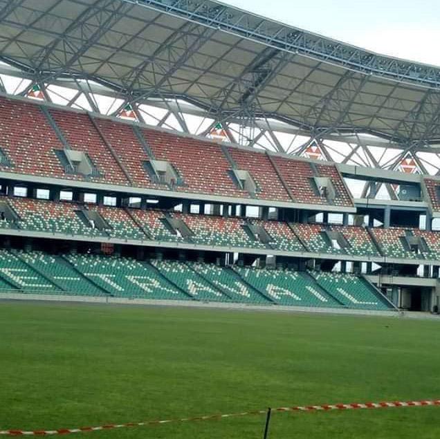 Côte d'Ivoire,Stade olympique d'Ébimpé,Ébimpé