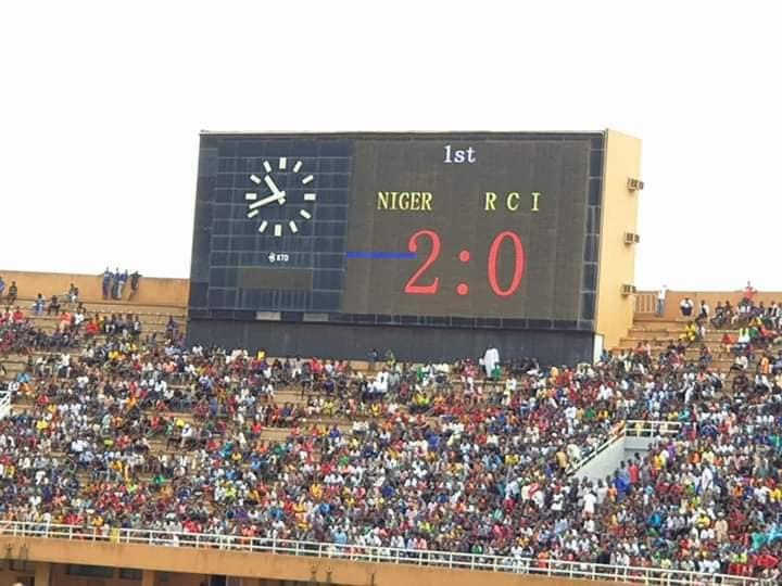 Football,Niger,Côte d'ivoire,Chan 2020