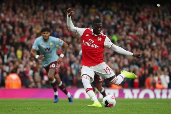 Football,Nicolas Pépé,Arsenal