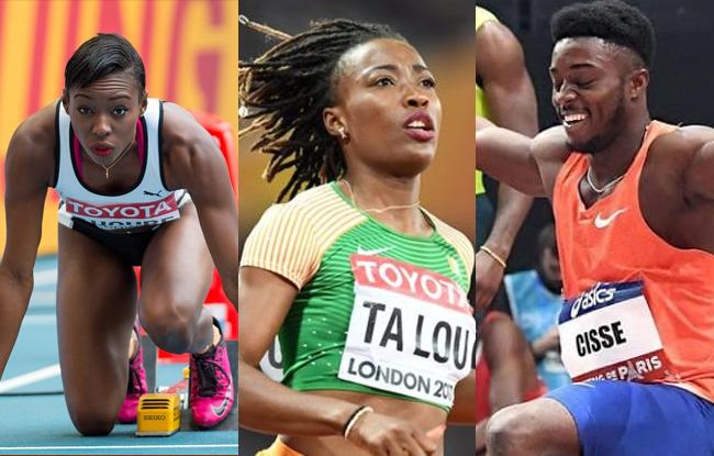 Athlétisme,Ta lou,Cissé Gue
