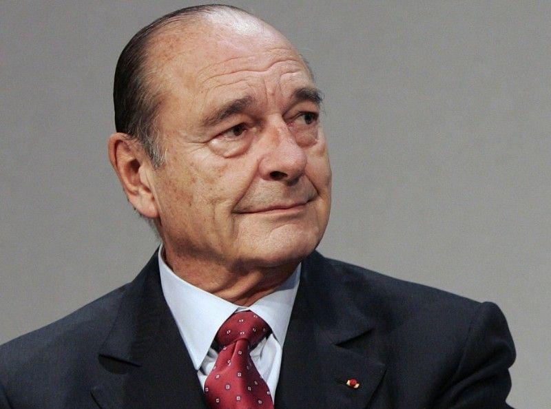 Décès Jacques Chirac,France