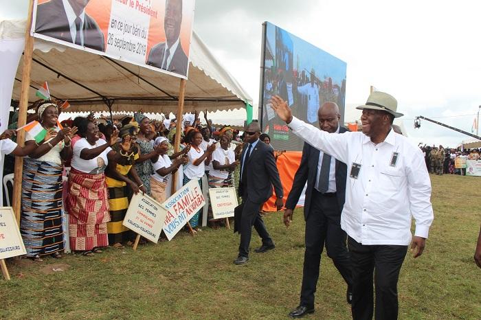 Alassane Ouattara,Dimbokro,Kouassi-Kouassikro