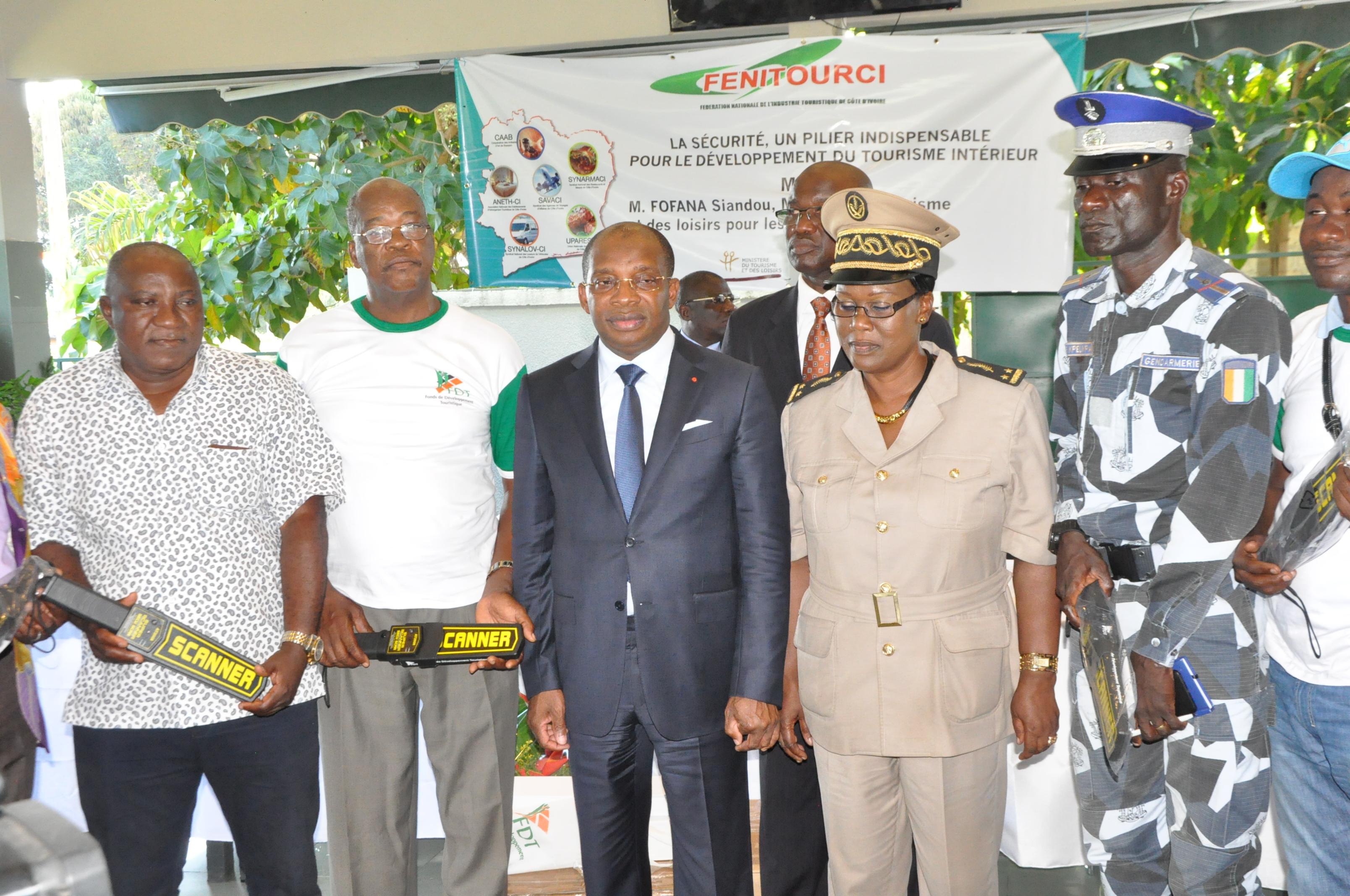 Tourisme,N'Zi,Siandou Fofana,Alassane Ouattara,Fonds de développement touristique