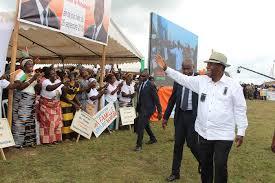 Alassane Ouattara,Bocanda,N'Zi,Visite d'Etat