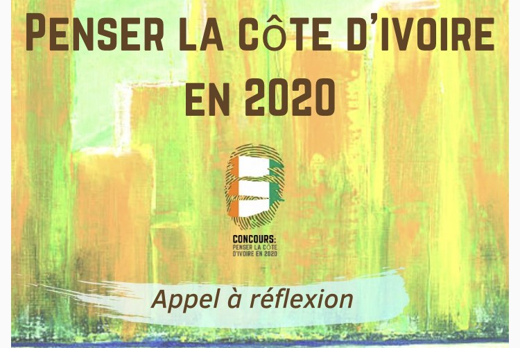 Concours,Pensez la Côte d'Ivoire en 2020