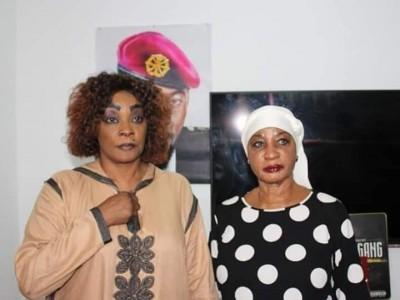 Dj Arafat, Mme Bédié, Tina Glamour,