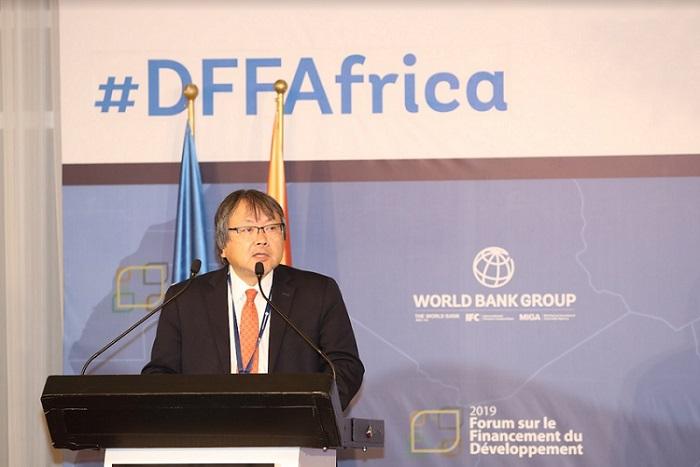 Forum sur le financement du développement,Akihiko Nishio,Banque mondiale