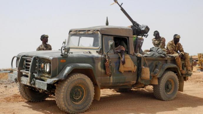 Attaque au Mali,25 soldat tués,Djihadistes