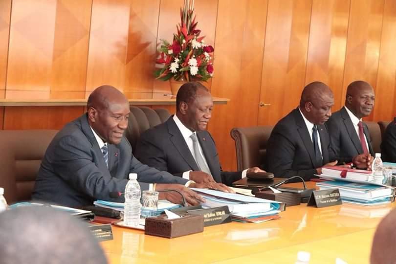 Conseil des ministres,Sidi Tiemoko Touré