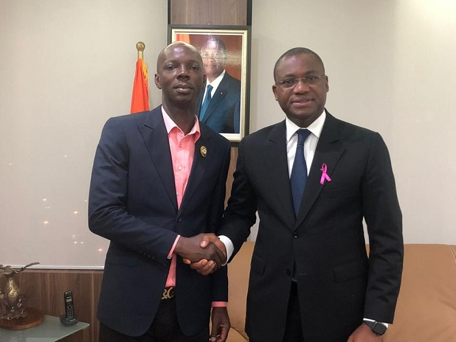 Maire de Beoumi,Vire au RHDP