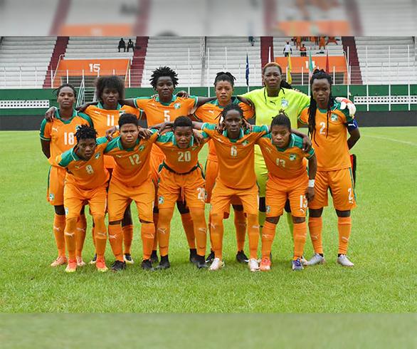 Football,Football féminin,Nigéria,Touré Clémentine,Eléphantes du Nigéria