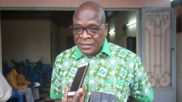Procès Mangoua Jacques,Réaction PDCI,Condamnation