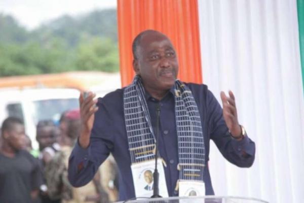 Stabilité sociale, Amadou Gon,