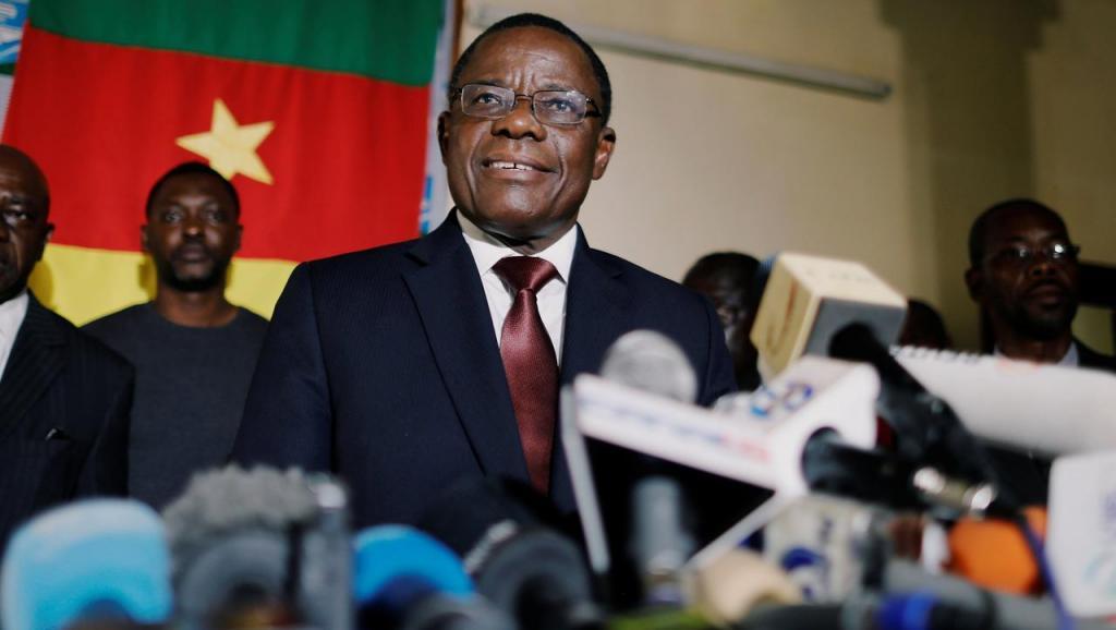 Cameroun,,Maurice Kamto,