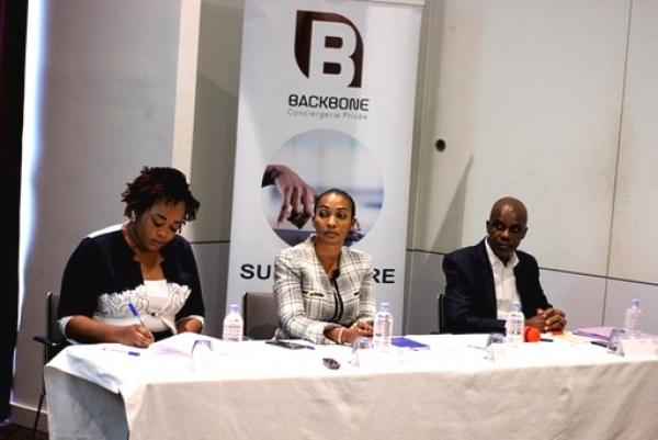 Conciergerie,Backbone,lancement