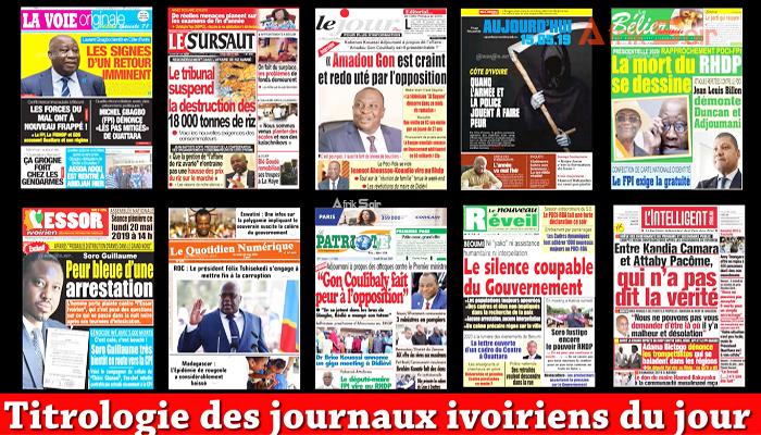 Côte d'Ivoire,actualité