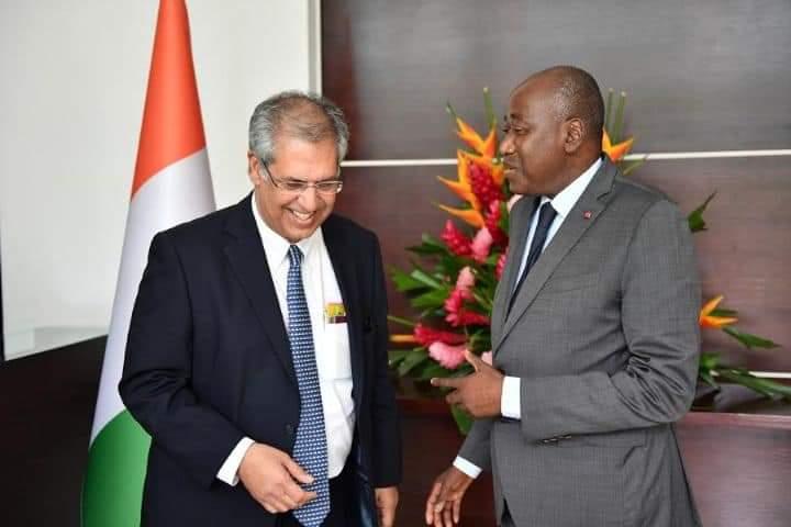 Tata motors,Rencontre avec le Premier ministre
