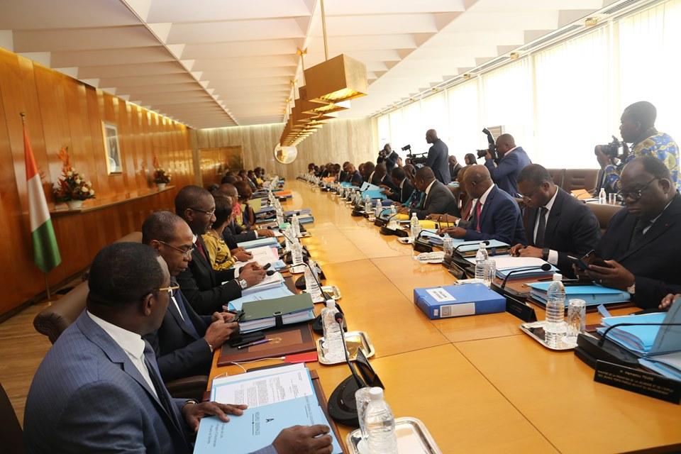 Conseil des ministres du 9 octobre,Côte d'Ivoire,Communiqué