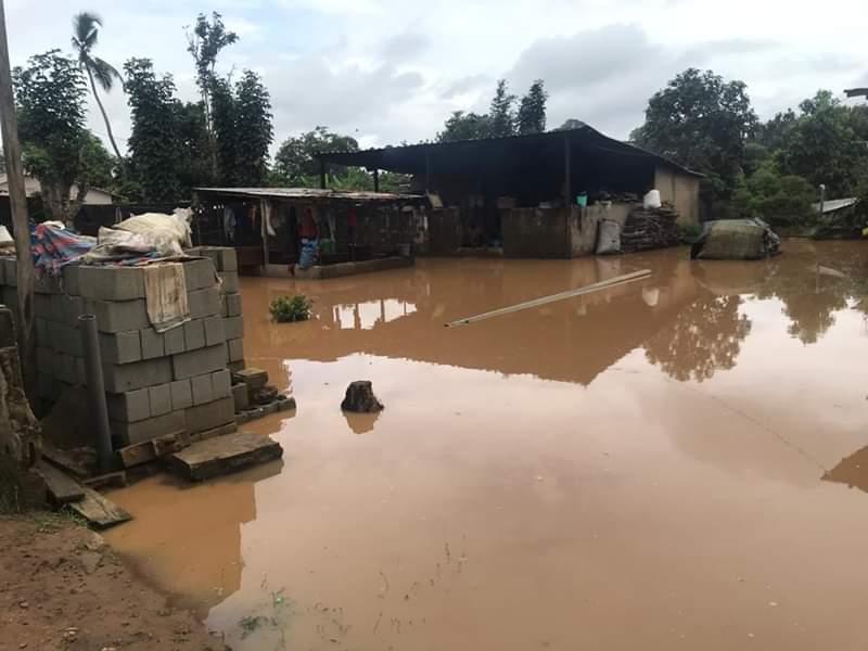 Pluies,Abidjan,Vincent Toh Bi Irié,préfet d'Abidjan