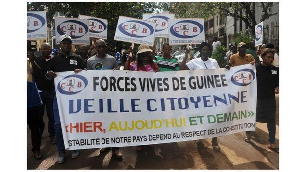 Guinée,Alpha Condé,Arrestations