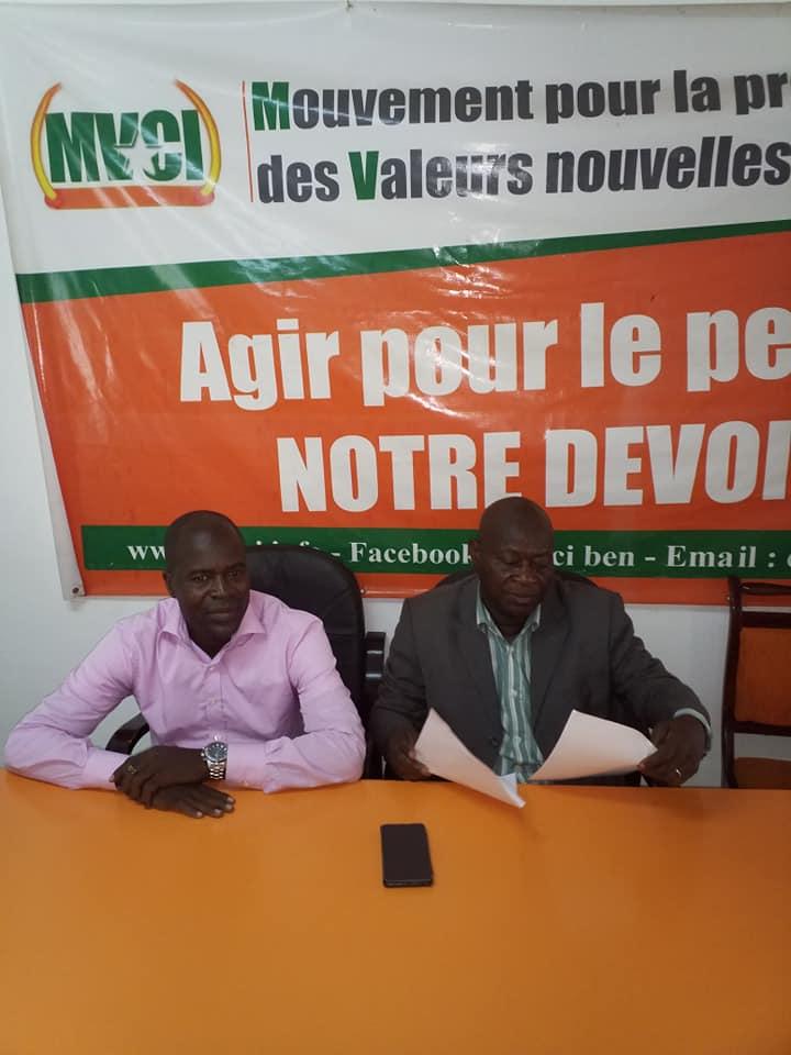 arrestation manquée de Guillaume Soro,réaction MVCI