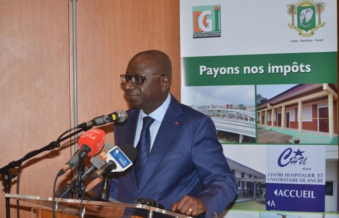 Directeur général des impôts,Ouattara sié Abou,amnistie fiscale