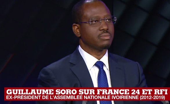 Guillaume Soro,candidat,2020,Côte d'Ivoire,Alassane Ouattara,Laurent Gbagbo,IB