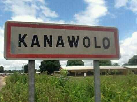 Côte d'Ivoire,Kanawolo,Marché,marché de vivriers,Niakara