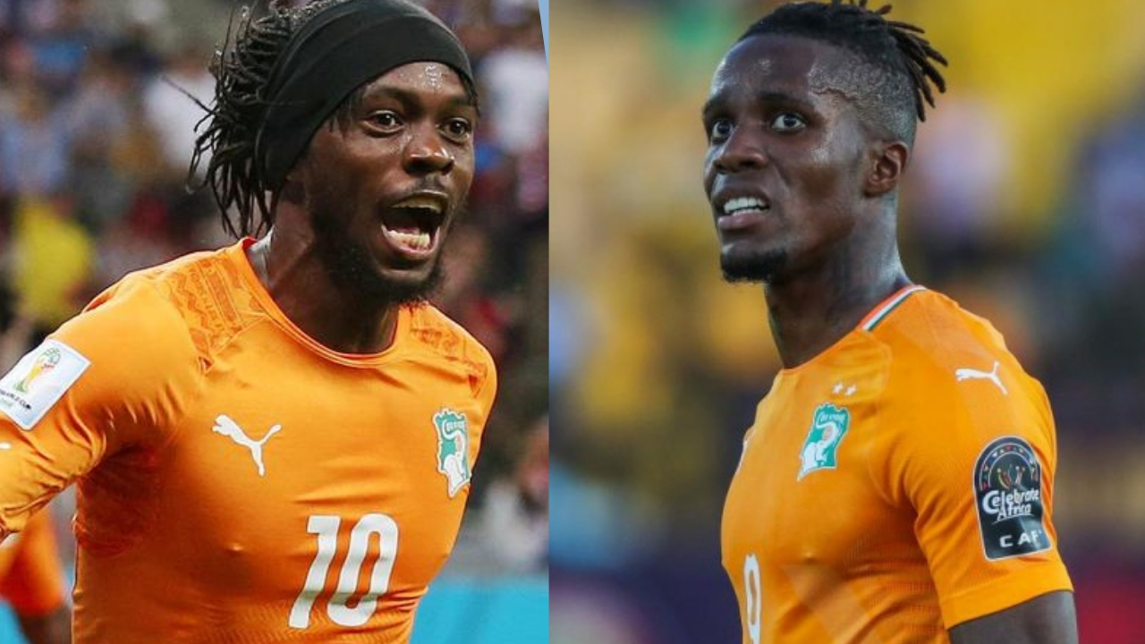 Football,Gervinho,Wilfried Zaha
