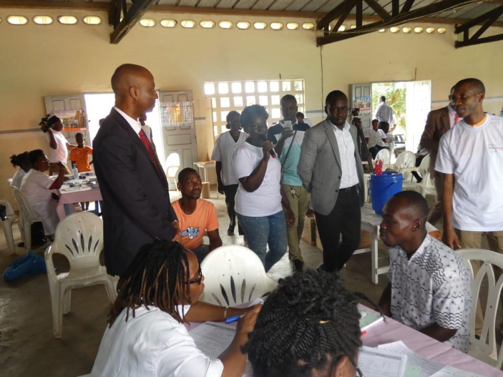 Bingerville,RHDP,Action santé-social - RHDP,Premier ministre Amadou Gon Coulibaly